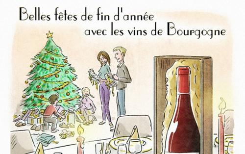 #DéconfinezlesBourgogne : et célébrez pleinement les fêtes de fin...