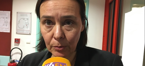 Stéphanie Modde sur la visite d'Emmanuel Macron au Creusot : « une...