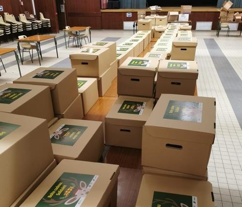"""La ville de Chenôve va distribuer des boites """"cadeau solidaire"""" et..."""