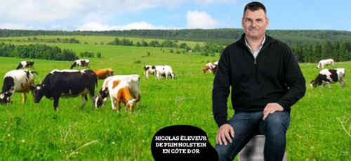François Sauvadet 100% Côte-d'Or
