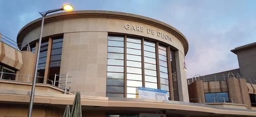 La BD s'expose en gare de Dijon
