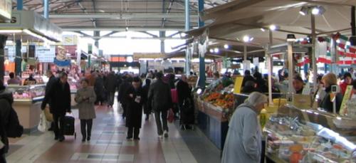 Dijon: Les marchés exceptionnellement ouverts aujourd'hui