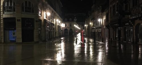 Couvre-feu dès 18h en Côte d'Or : une réponse définitive ce vendredi