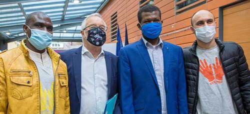 Dijon s'engage pour l'accueil des réfugiés
