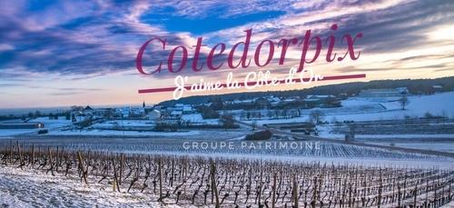 Cotedorpix, le meilleur du patrimoine de la Côte-d'Or en photo !