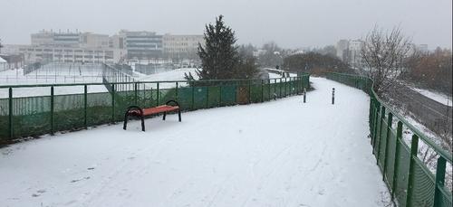 La Côte-d'Or placée en vigilance orange neige et verglas