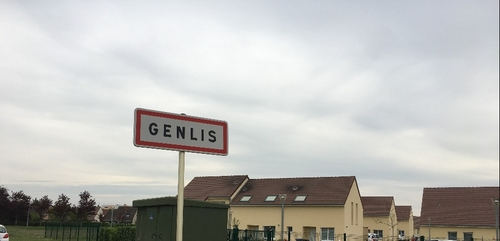 De gros travaux prévus lundi à l'entrée de Genlis