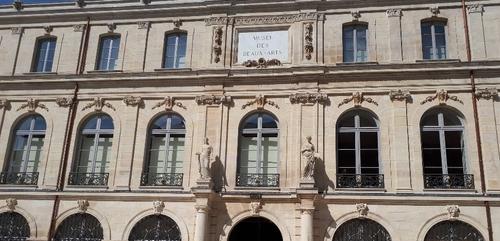 Le musée des Beaux-arts de Dijon continue de vivre sur le web et...
