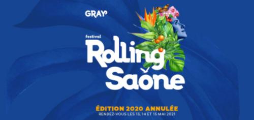 Festival Rolling Saône: L'ÉDITION 2021 ANNULÉE