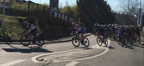 Cyclisme : le Bourguignon Julien Bernard a débuté le Paris-Nice