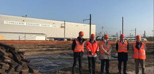 Un million d'euros de travaux préparatoires pour le futur centre de...