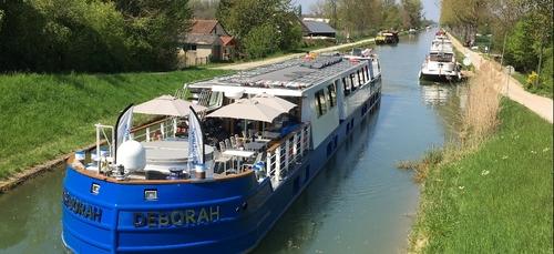 La voie verte du Canal de Bourgogne labélisée « Vélo & Fromages »