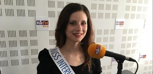 Elle va tenter de devenir « miss international France »