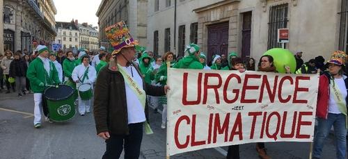 Une nouvelle marche pour le climat prévue dimanche à Dijon