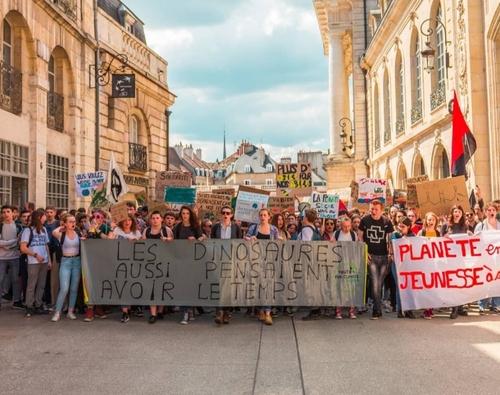Une marche pour le climat ce dimanche à Dijon