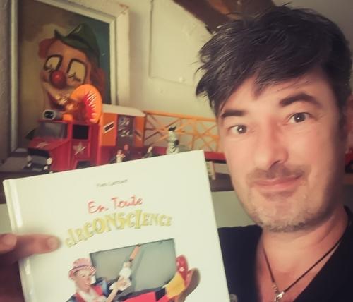 Un livre sur le cirque écrit par un ancien Dijonnais