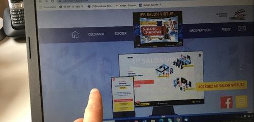 Le salon virtuel de l'habitat de Dijon débute ce jeudi