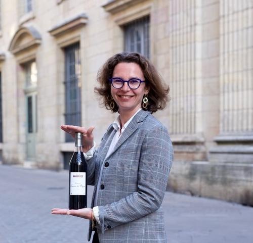Claire Briottet : « On aurait pu avoir des bouteilles de liqueur...