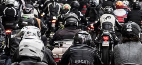 Les motards manifestent ce samedi à Dijon