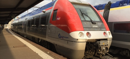 Des perturbations ce mercredi matin en gare de Dijon
