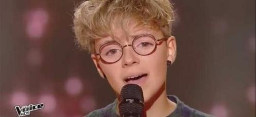 Amandine : le talent breton de The Voice Kids !!