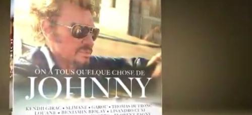 Nouvel Album de Johnny Hallyday