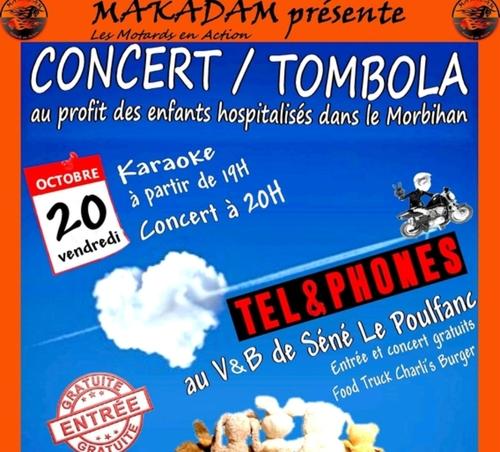 Séné : Concert pour les enfants hospitalisés