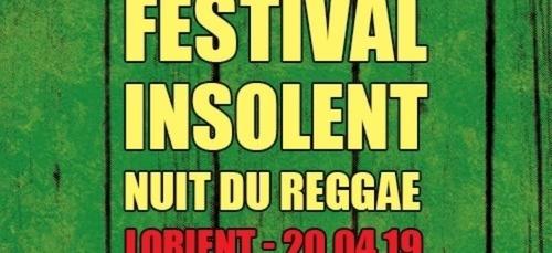 Lorient. La nuit du reggae le 20 avril 2019