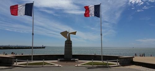 La place du Commando, à St Nazaire, doublement récompensée