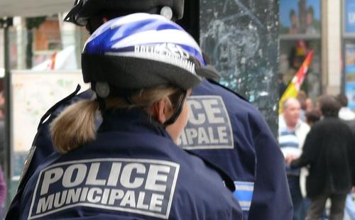 Une innovation en ce début d'année pour les policiers municipaux de...