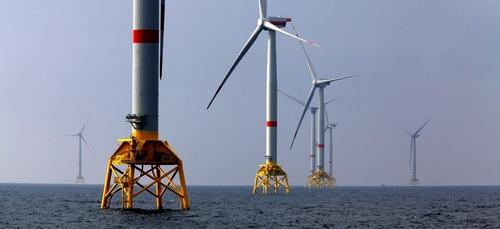 Le bon bilan 2019 de l'éolienne flottante Floatgen