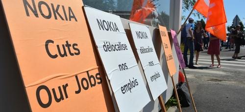 Nokia : «trahison»