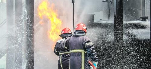 Incendie de la cathédrale de Nantes