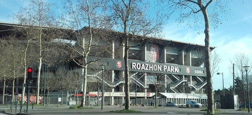 Foot. Le Stade Rennais en Ligue des Champions