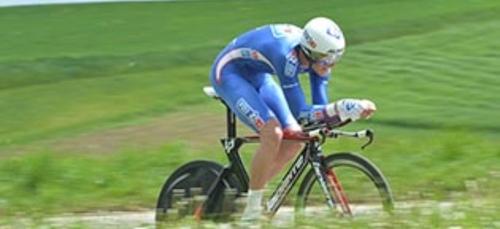 Le suisse Stefan Kung est devenu, hier à Plouay, champion d'Europe...