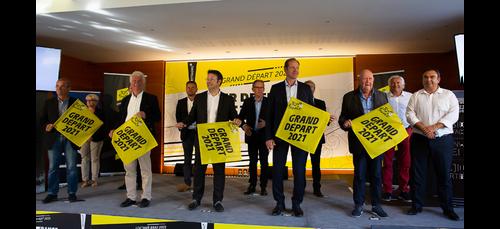 Tour de France 2021 : Saint-Brieuc candidate pour une étape!