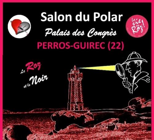 1er salon du polar à Perros-Guirec