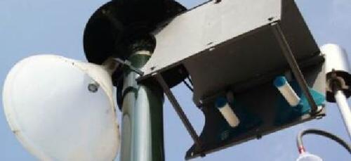 Mesurer la pollution de l'air au dessus de l'agglomération de St...