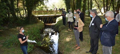 8M€ pour la qualité des milieux aquatiques et des eaux de la Brière...