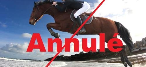 Annulation du Perros Jump 2020