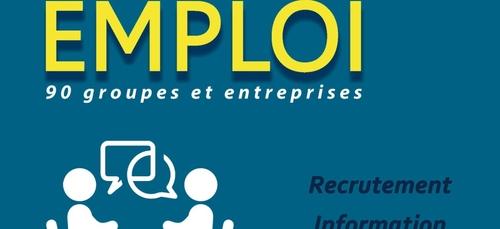 """"""" Innove'emploi """" le 1er octobre 2020 à Lorient (56)."""