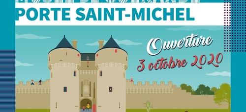 La Porte Saint-Michel, Musée de Guérande, va accueillir à nouveau...