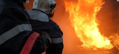 Blain future capitale la formation des pompiers
