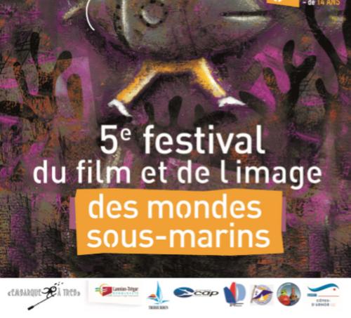 5e festival du film et de l'image des mondes sous-marins à Trébeurden