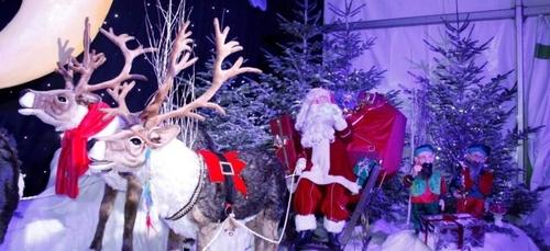 Le Noël magique du bois des Aulnes est annulé à La Baule