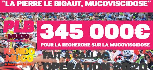 345.000€ pour lutter contre la mucoviscidose