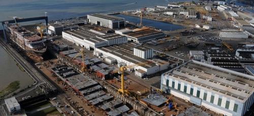 Chantiers de l'atlantique : Fincantieri pourrait renoncer