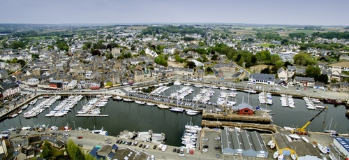 Paimpol dans le top 10 des plus beaux ports de France