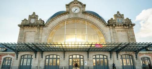 Votez pour soutenir la gare deSaint-Brieuc