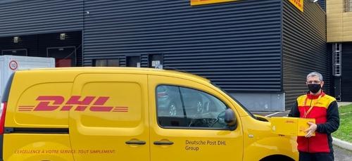 DHL investit 1 million d'euros en Côtes d'Armor